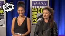 'Doctor Who' Stars Pearl Mackie and Michelle Gomez Recall Their Last Days on Set