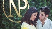Priyanka Chopra e Nick Jonas, festa di fidanzamento all'indiana