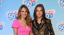 Damian Hurley reflects on tough year after death of dad Steve Bing