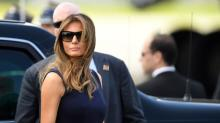 A Blog Stalking Melania's and Ivanka's Style Mysteriously Disappeared — but Why?