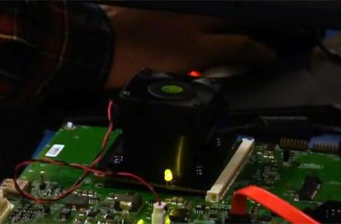 NVIDIA's Optimus technology shows its graphics switching adroitness on video