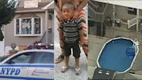 3-year-old dies after being pulled from backyard pool on Staten Island