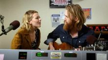 'Folk Hero & Funny Guy' Clip: Watch Wyatt Russell and Meredith Hagner Sing a Tune (Exclusive)