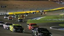 NASCAR Las Vegas: Kurt Busch takes playoffs wins in overtime