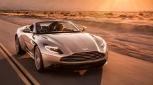 Aston Martin Launches DB11 Volante Convertible