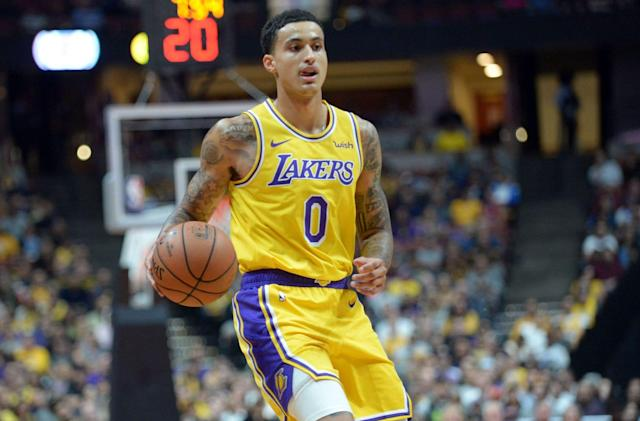 GOAT sneaker marketplace partners with NBA player Kyle Kuzma