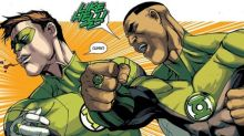 'Green Lantern Corps' set to feature both Hal Jordan and John Stewart