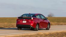 Every Angle of the 2019 Toyota Prius