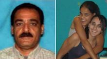 Taxi driver accused of slaying teen daughters caught after 12 years on run