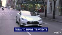 Priceline to acquire OpenTable; Ford overstated fuel efficiency; Tesla shares patents