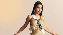 Swe Zin Htet on being the first openly gay Miss Universe contestant: 'People in Myanmar are not accepting of this'