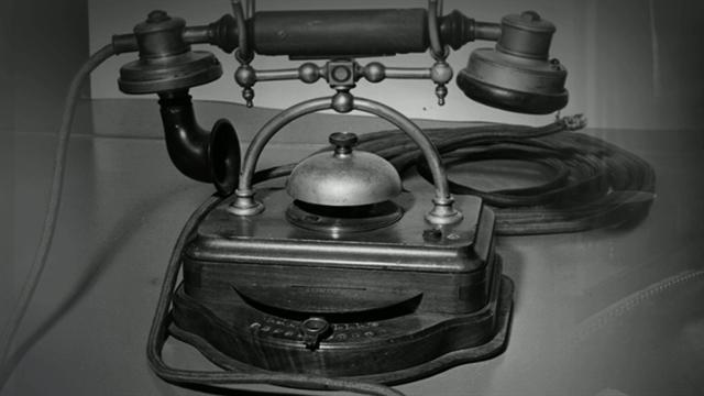 All That Mattered: The telephone