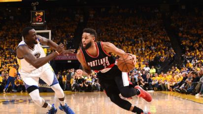 Trail Blazers trade Allen Crabbe to Nets to save roughly $60 million