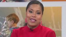 Today's Sheinelle Jones Announces She's No Longer Hosting Weekend Show