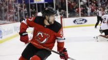 New Jersey Devils' Pavel Zacha Breaking Out to Start 2020-21