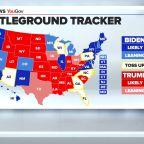 CBS News Battleground Tracker: Biden leads in Florida; close race in Arizona, Texas
