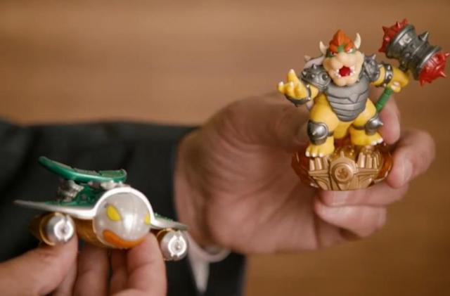 'Skylanders' opens its world to a Nintendo crossover