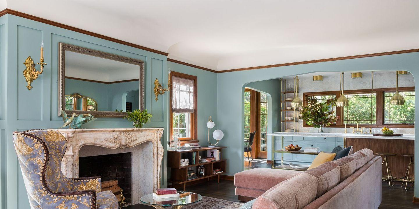 This Portland Home Was Designed to Feel Like a Parisian Apartment