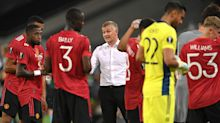 Ole Gunnar Solskjaer urges his side to channel pain from their two semi-final defeats this season