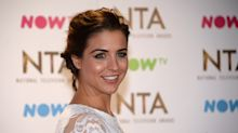 Gemma Atkinson 'incredibly lucky' after suffering haemorrhage following emergency caesarean