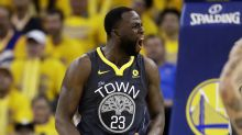 Joel Embiid and NBA Twitter roasted Draymond Green for getting suspended