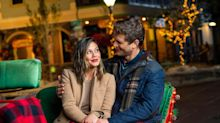 Vanessa Lachey and Ryan McPartlin Share an Almost-Kiss in Once Upon a Main Street Sneak Peek