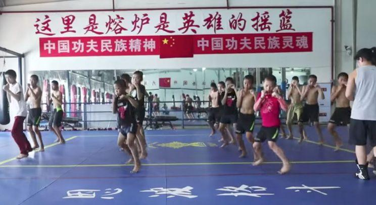 chinese police investigating mma club allegedly training hundreds of orphans. Black Bedroom Furniture Sets. Home Design Ideas