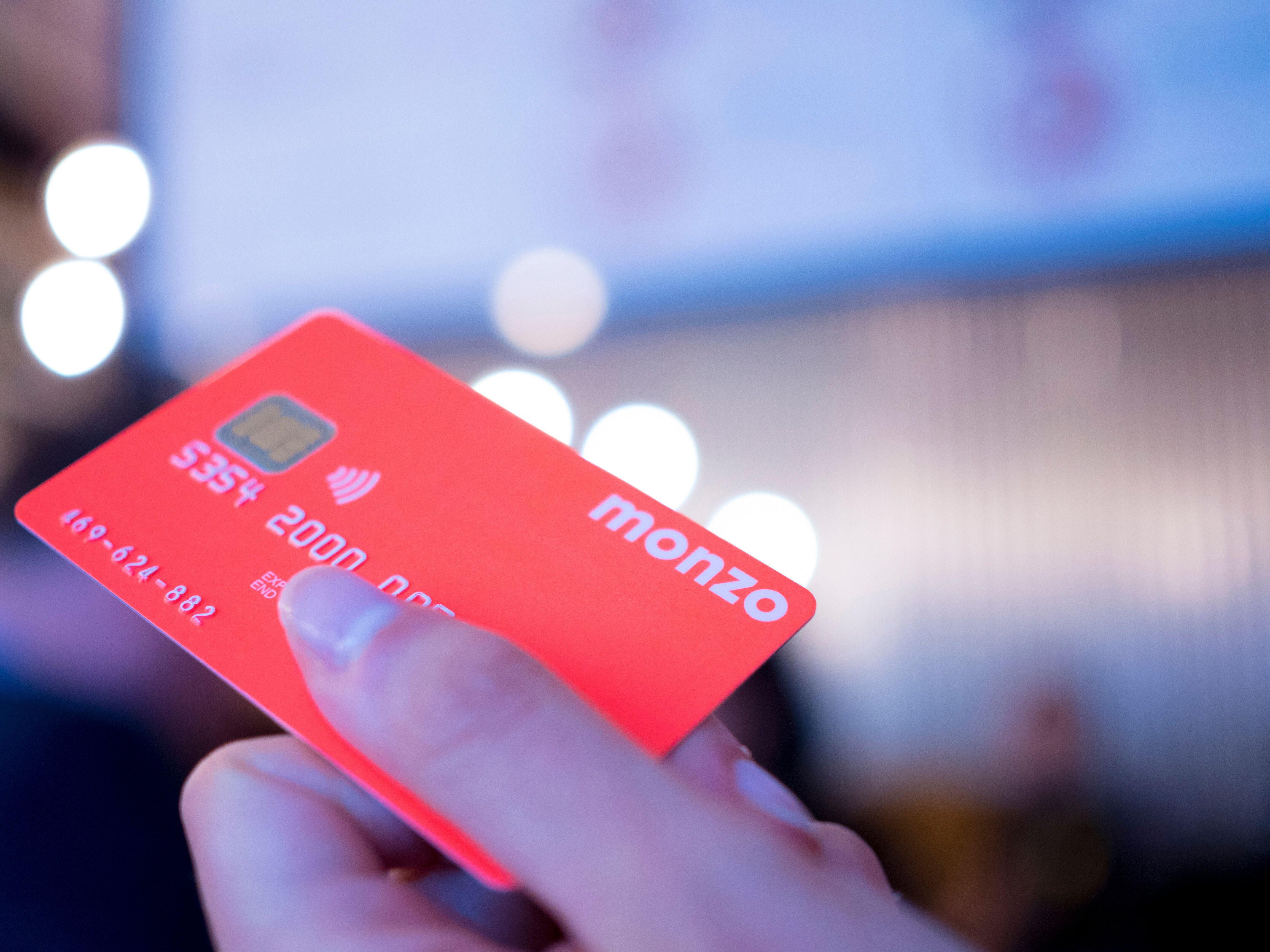 Startup bank Monzo hits 2 million customers in two years