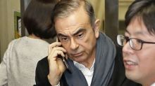 Nissan asking shareholders to vote to oust Ghosn as director