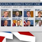 Lineups are set for next 2020 Democratic debates