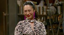MasterChef's Melissa Leong delivers emotional speech: 'So proud'