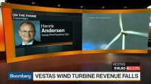 Earnings Being Challenged by Tariffs, Says Vestas Wind Systems CEO