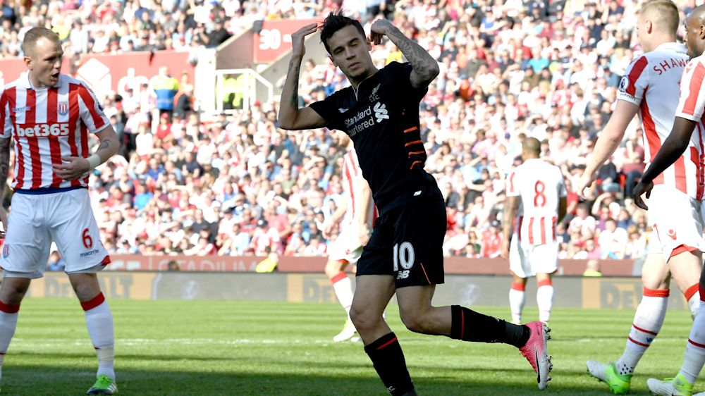 'I was told to stay at home' - Coutinho happy to have ignored advice after inspiring Liverpool comeback