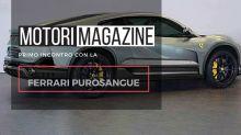 Suv Ferrari Purosangue: anticipazioni della anti-Urus