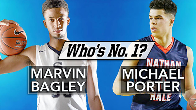Rivals150 re-rank: Where does Bagley fit in?