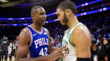 How 76ers' Al Horford feels about seeing Celtics in first-round series