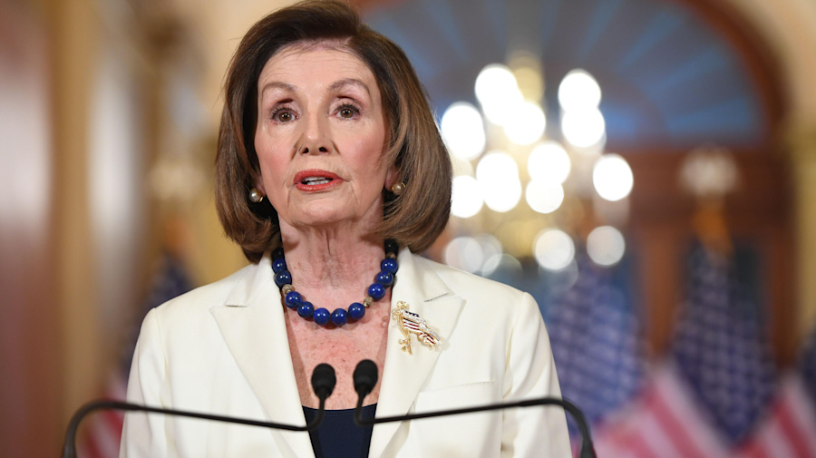 Pelosi calls on House to draft impeachment charges
