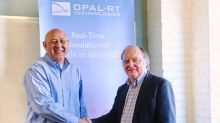 NI and OPAL-RT Sign Strategic Agreement to Work Together to Advance Electric Vehicle Testing Through Hardware-in-the-Loop Simulation