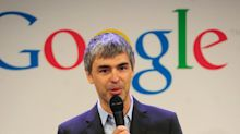 Shareholder fury as chief executive Larry Page skips Google's annual meeting