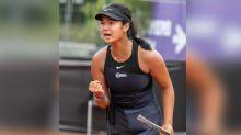 Alex Eala starts strong in Cluj-Napoca Winners Open