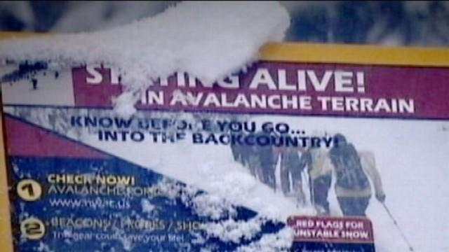 Deadly Avalanche Buries Hikers at 60 Miles Per Hour