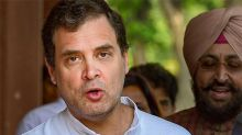 Modi govt has 'destroyed' web of relationships with countries: Rahul Gandhi