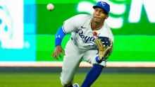 Royals option Edward Olivares to Triple-A Omaha for the third time in two weeks