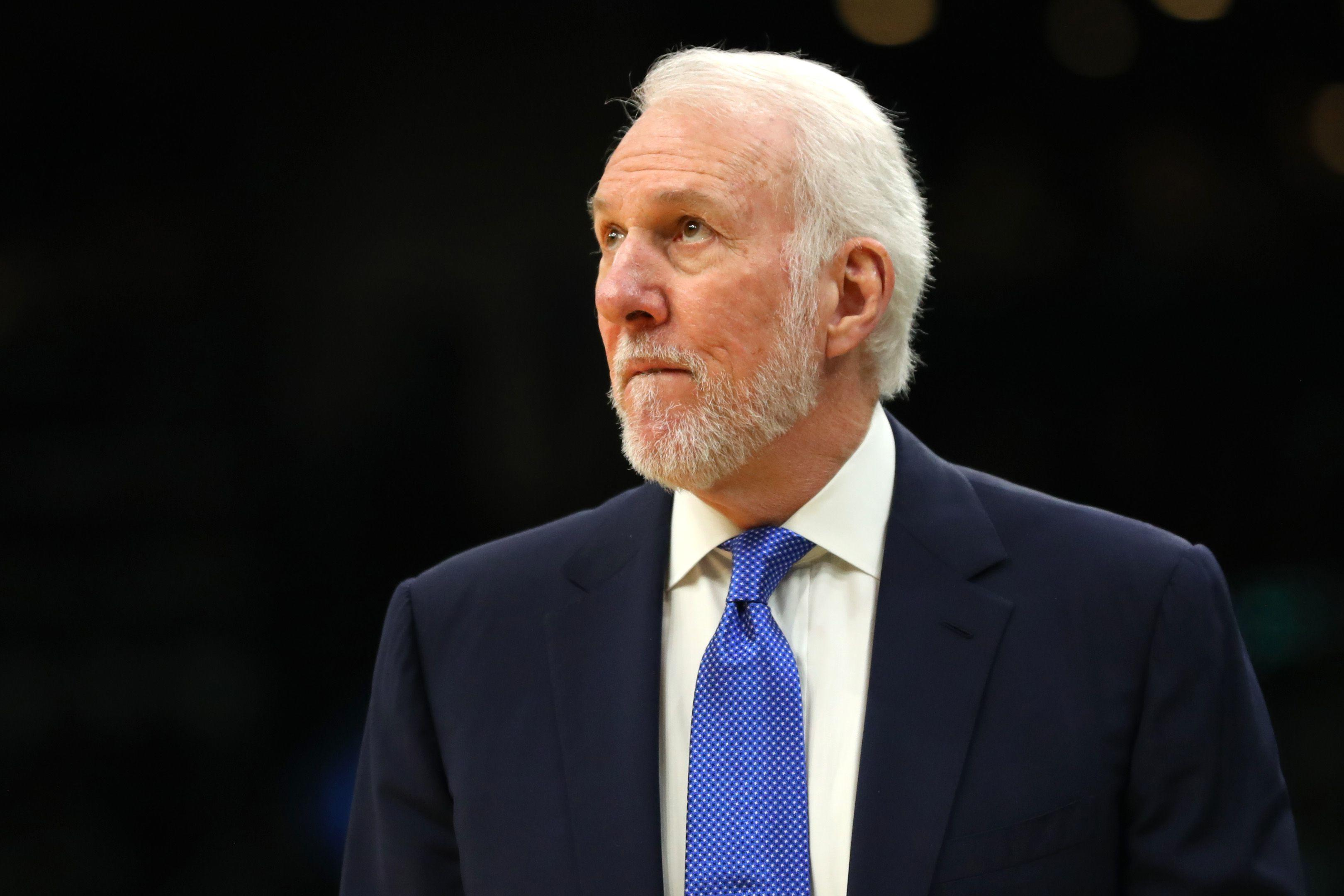 Nets expected to pursue Gregg Popovich: report