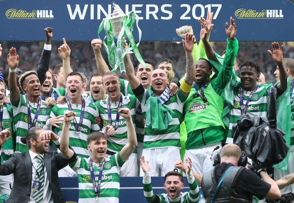 Scottish treble winners Celtic face Linfield or La Fiorita