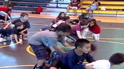 Youth Wrestling League Cut Short Due To APEC