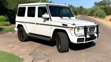 Luxuriously Tackle The Off-Road In A 2016 Mercedes-Benz G-Wagon