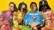 Someone remixed Sgt Pepper with Star Wars lyrics and it's perfect