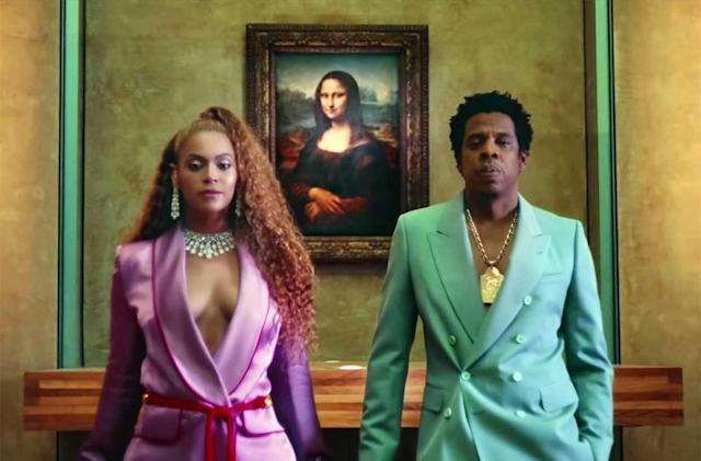 Beyoncé and Jay-Z take digs at Spotify in latest Tidal exclusive