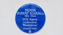 British female secret agent remembered with Blue Plaque